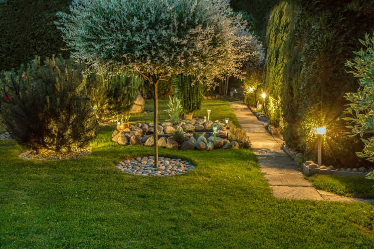 Outdoor Lighting Garden