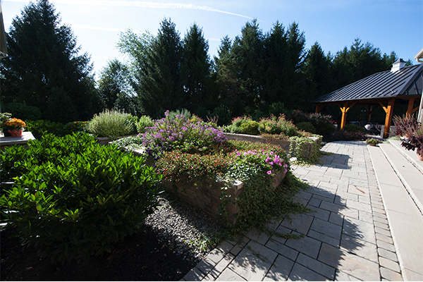 Landscaping-outdoor-living-space-patio
