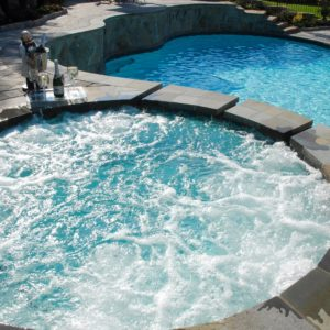 Custom Hot Tubs