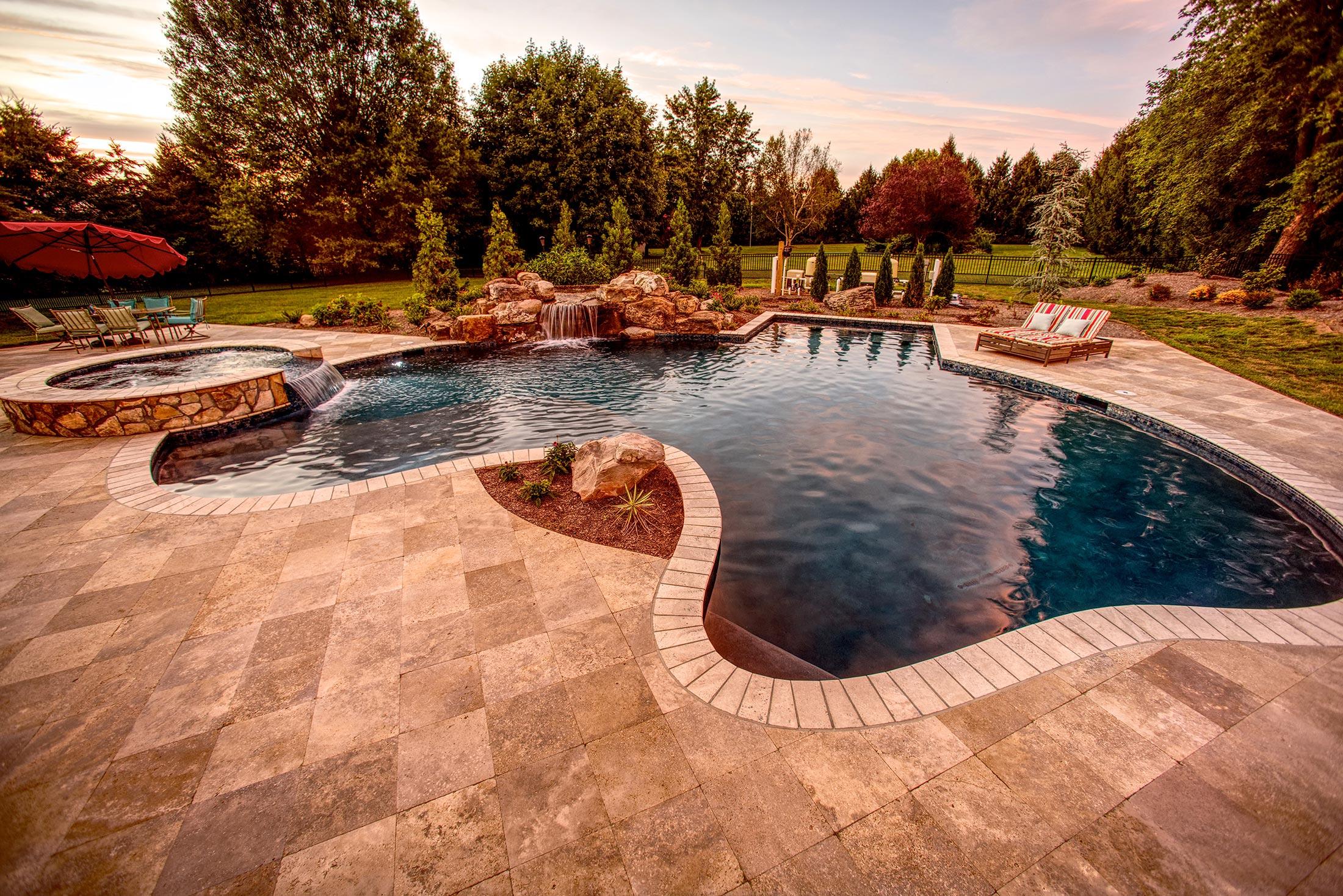 Pool Decking | Swimming Pool Decks | Woodfield Outdoors