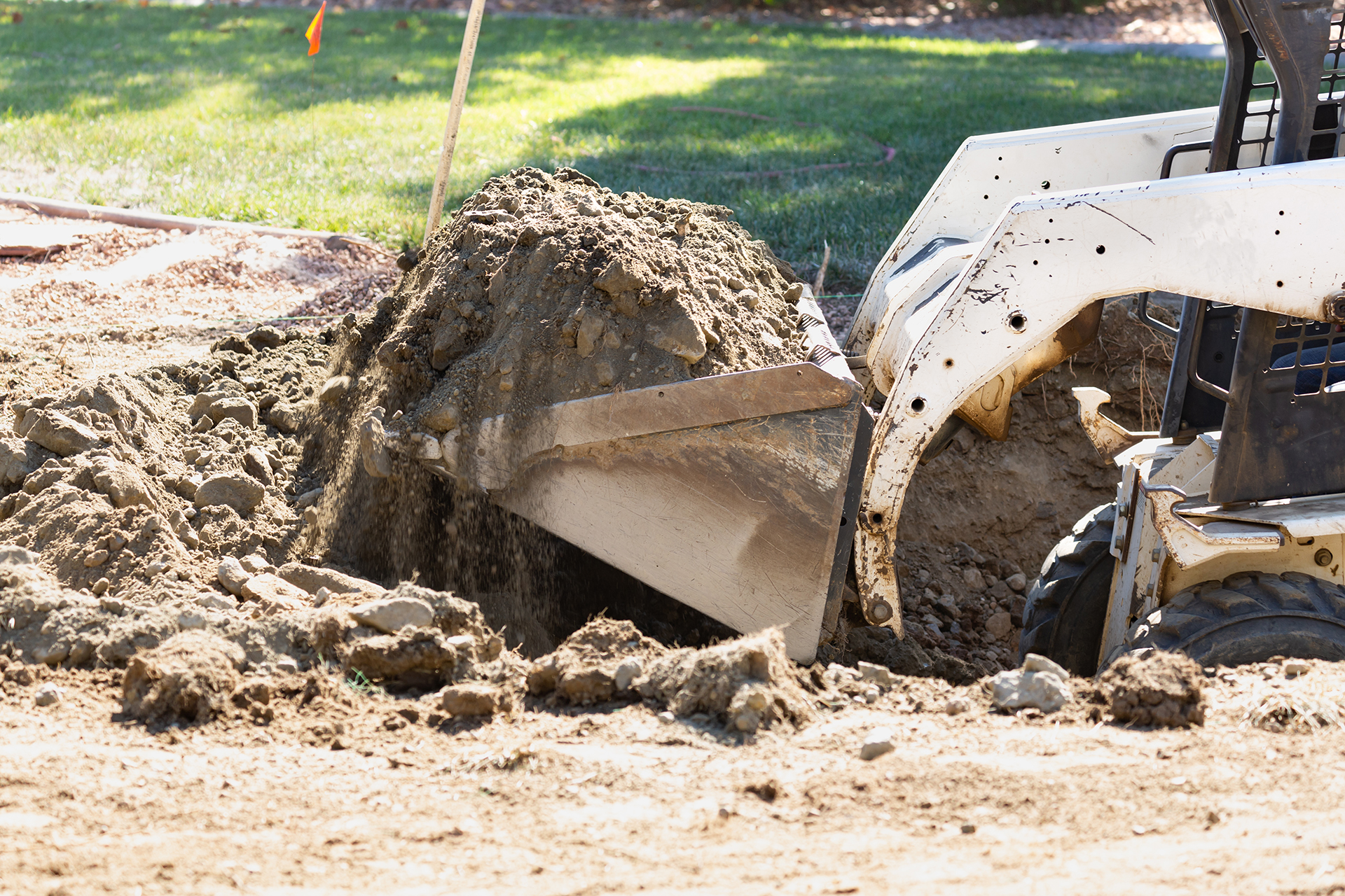 How Ground Conditions & Ground Water Issues Affect Your Inground Pool Construction