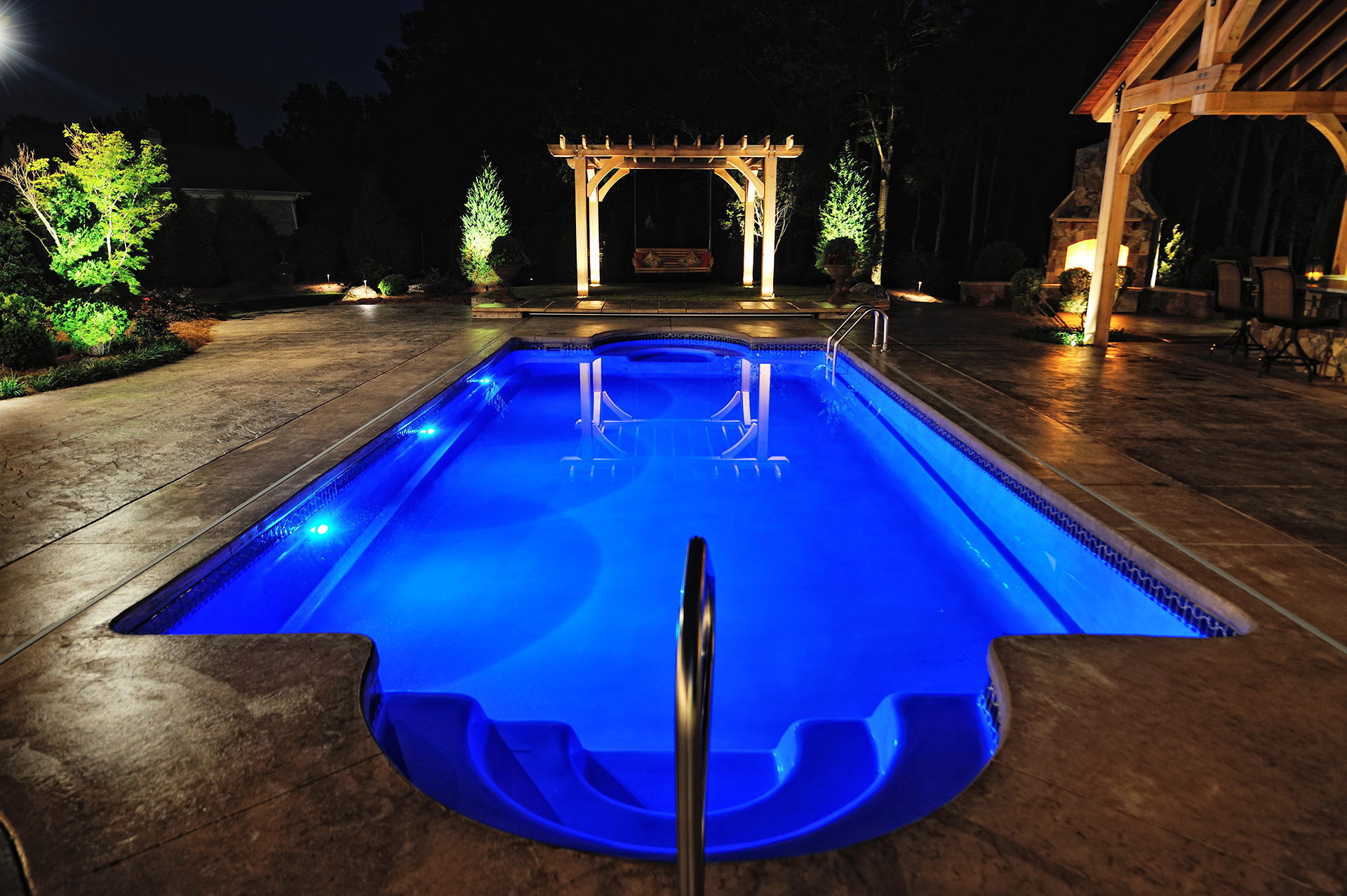 Upgrades For Inground Pools