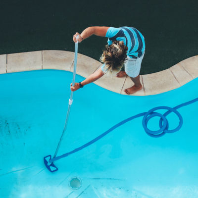 Pool Cleaning 101: How To Clean A Pool