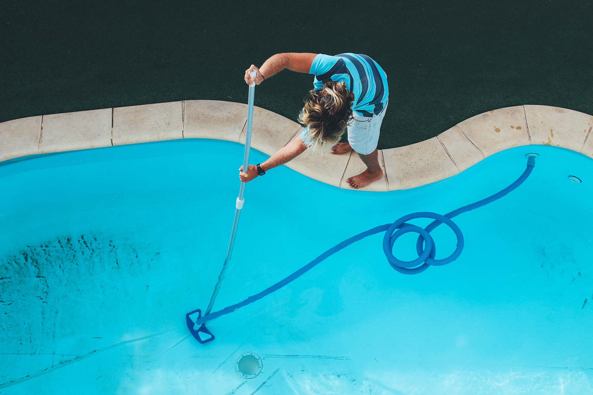 Pool Cleaning 101: How to Clean a Pool - Woodfield Outdoors