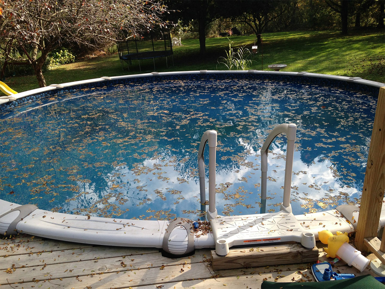 Why You May Want To Hire A Pool Maintenance Company To Close Your Inground Pool