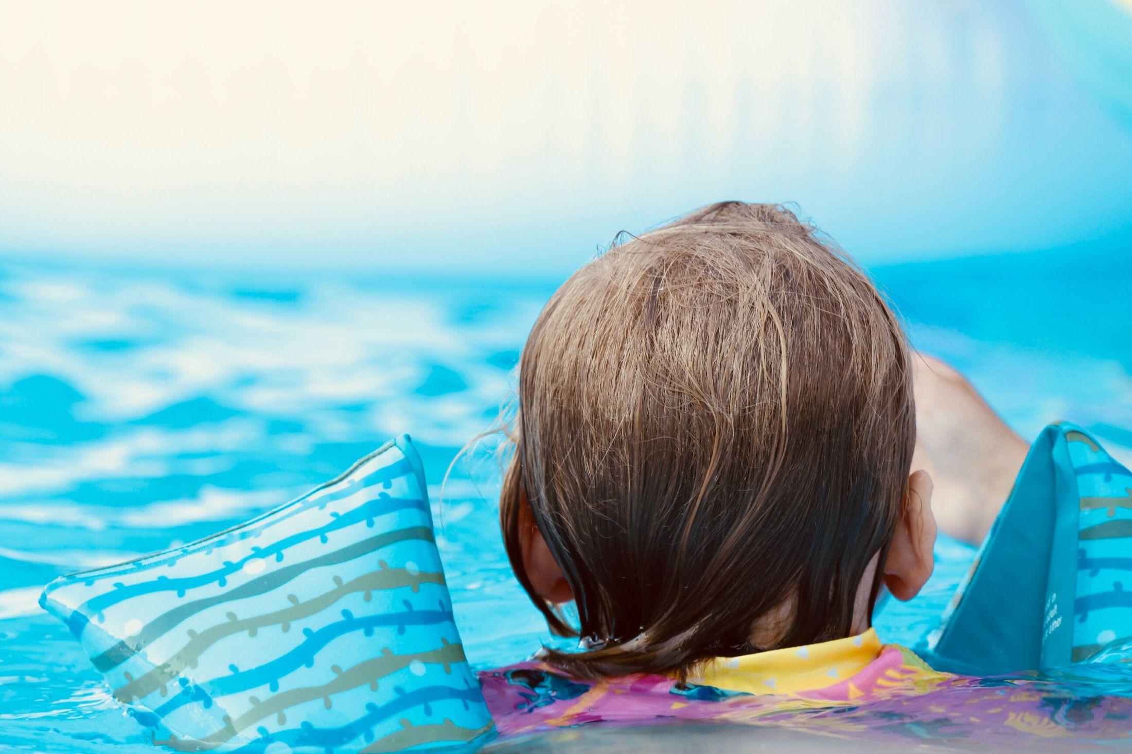 Salt-water-pool-care