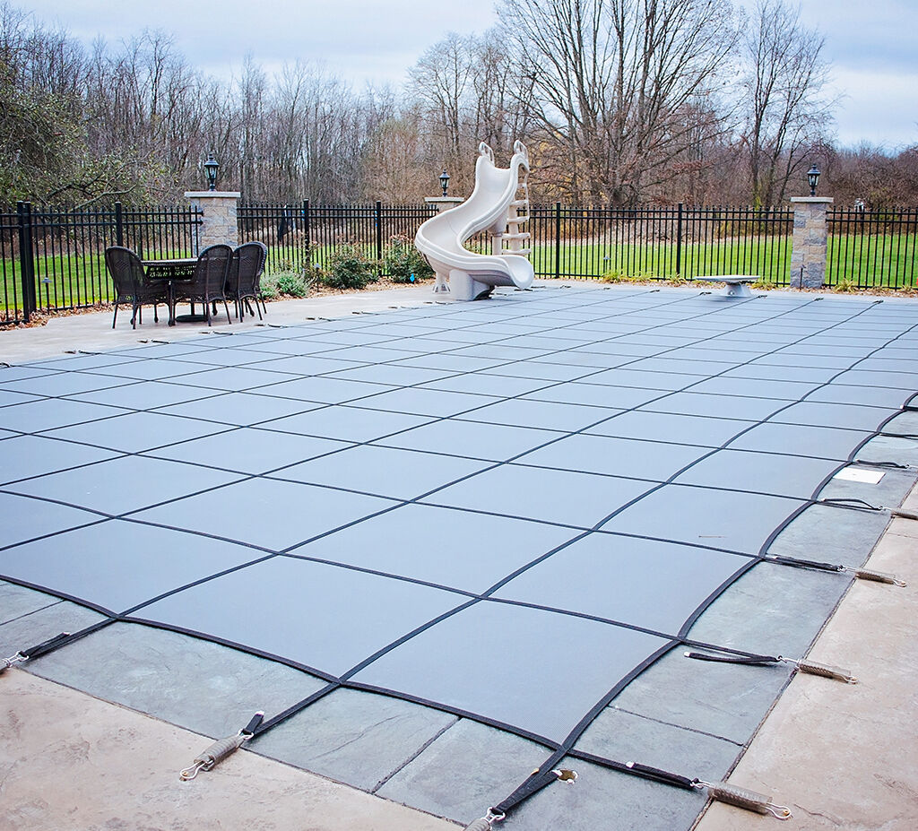 Square Outdoor Pool Cover