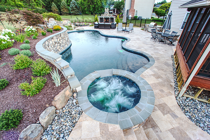 Inground Pool Installation Harford County