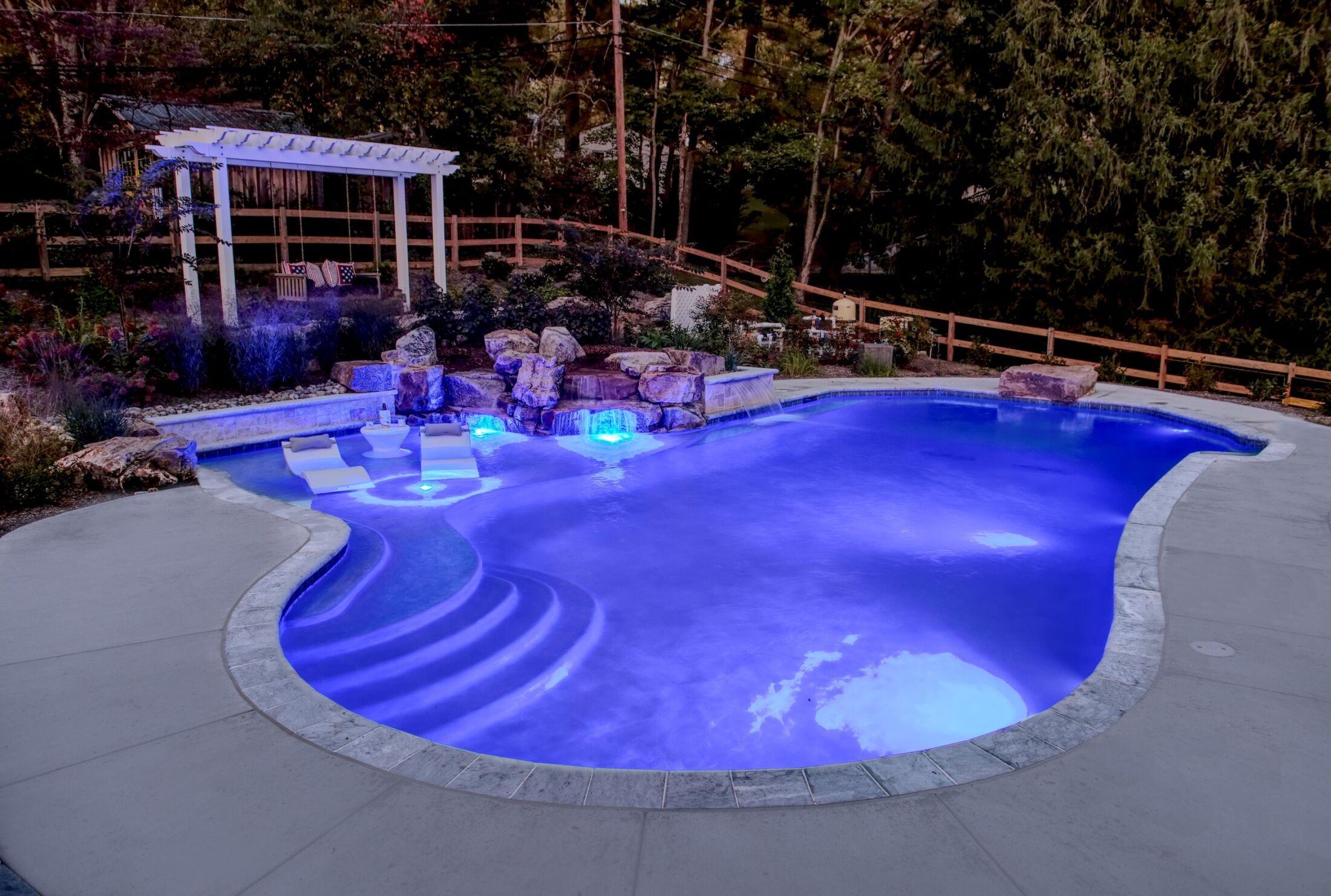 Pool Lights Howard County
