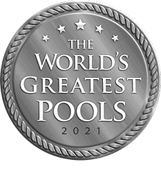 2021 World's Greatest Pools Award
